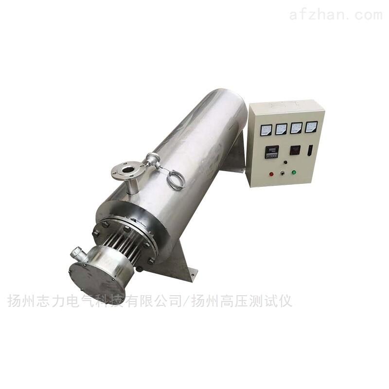 扬州防爆管道式加热器