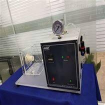诚卫熔喷滤料合成血液穿透测试仪工作原理