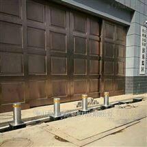 DB盾标防护液压全自动防撞伸降柱圆柱阻车路庄