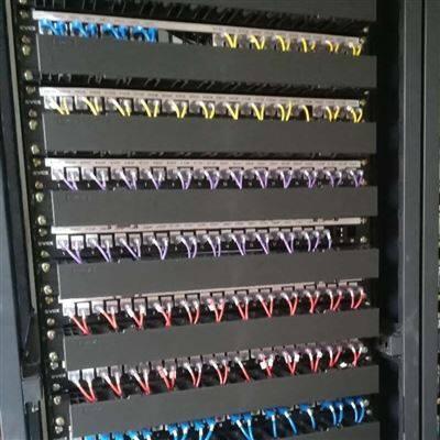 上海综合网络布线无线覆盖机房组建整理