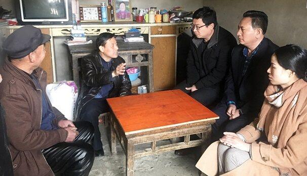 """安徽省安全技術防范行業協會參加省民政廳組織開展的扶貧""""皖北行""""活動"""