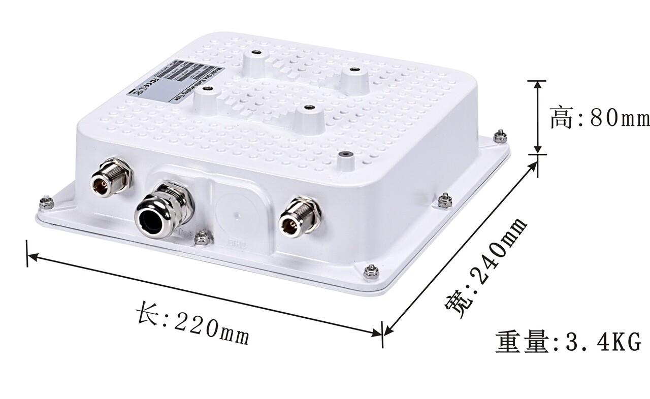 莱安无线监控中不同频段无线网桥的特点及应用
