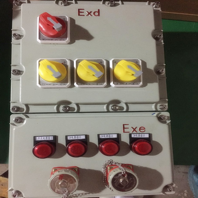 选防爆配电箱材质时应注意什么