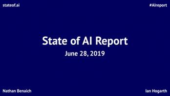 劍橋2019年度人工智能全景報告出爐 深度解讀中國AI力量