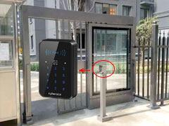 二维码门禁如何使用手机开门?
