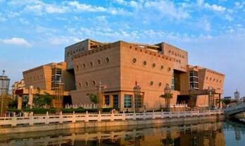 钱林博物馆取票机亮相中国运河文化博物馆