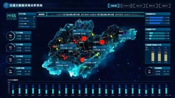 显控全局 可视作战:聚焦大华新一代指挥中心 城市安全看得见