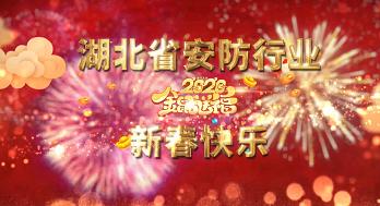 2020湖北省安全技术防范行业协会新春大拜年