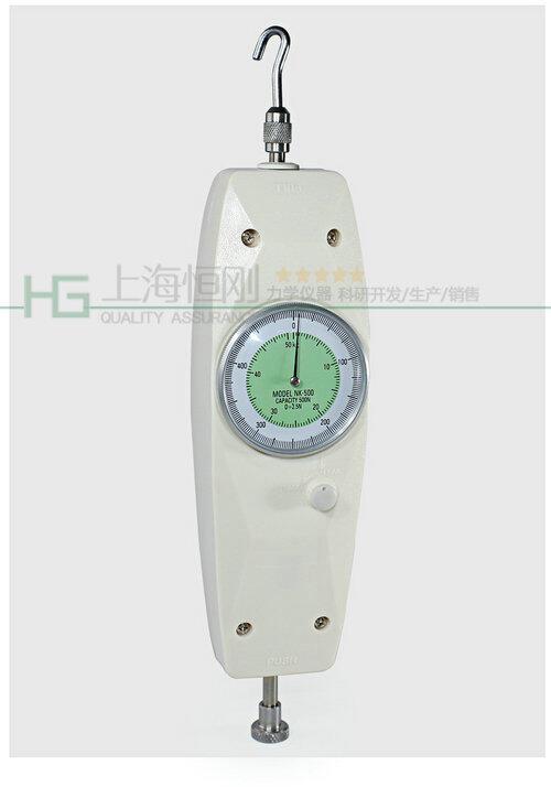 弹簧电子推压测力仪