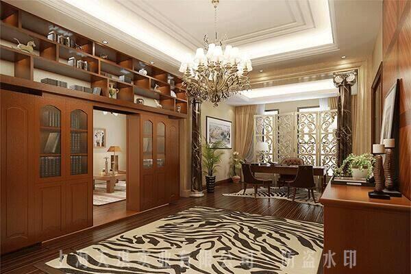旋转密室门,古代旋转机关门,别墅密室设计
