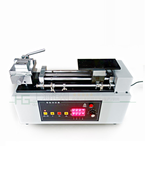 电动卧式拉压测试仪