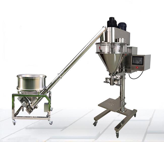 芝麻粉定量灌装机