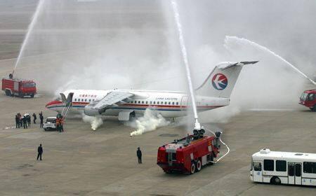 机场智慧消防解决方案