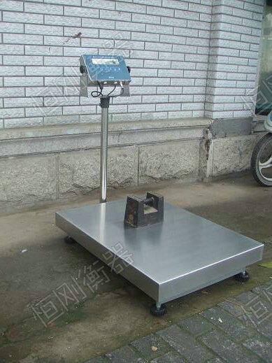 500公斤不锈钢电子台秤
