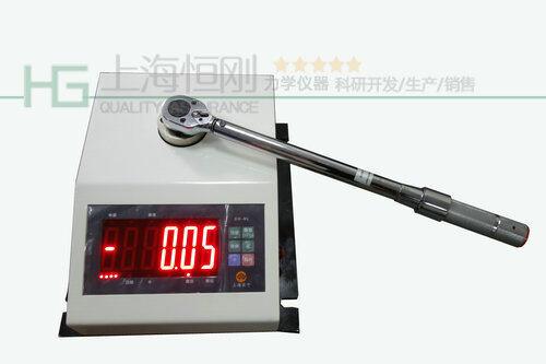 测量扭力扳手的设备