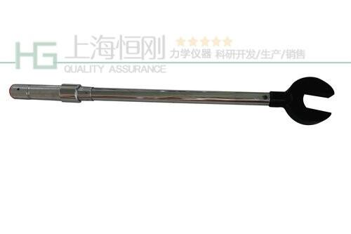 预置式高精度扭力扳手图片(开口头)