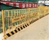 建筑基坑护栏网  地铁站警示安全围栏隔离网